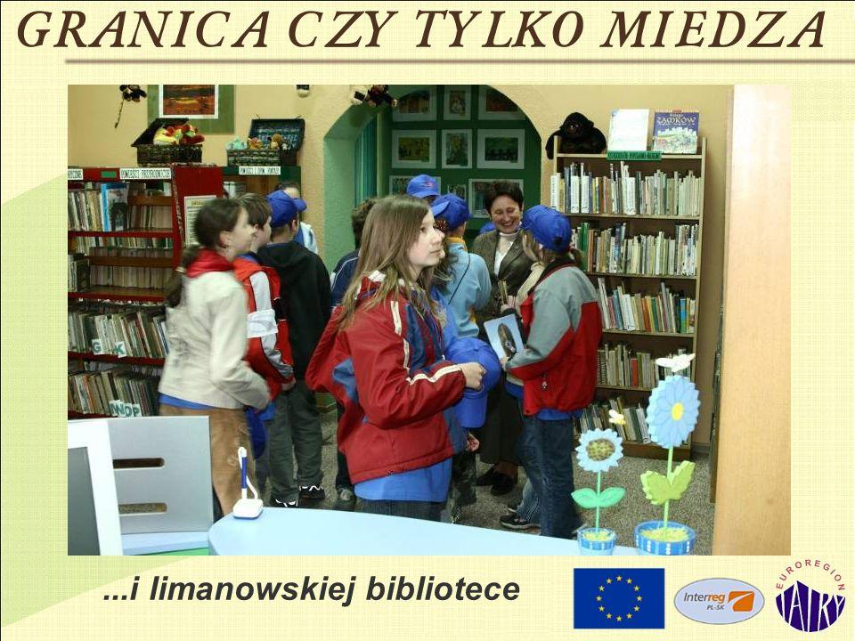 ...i limanowskiej bibliotece