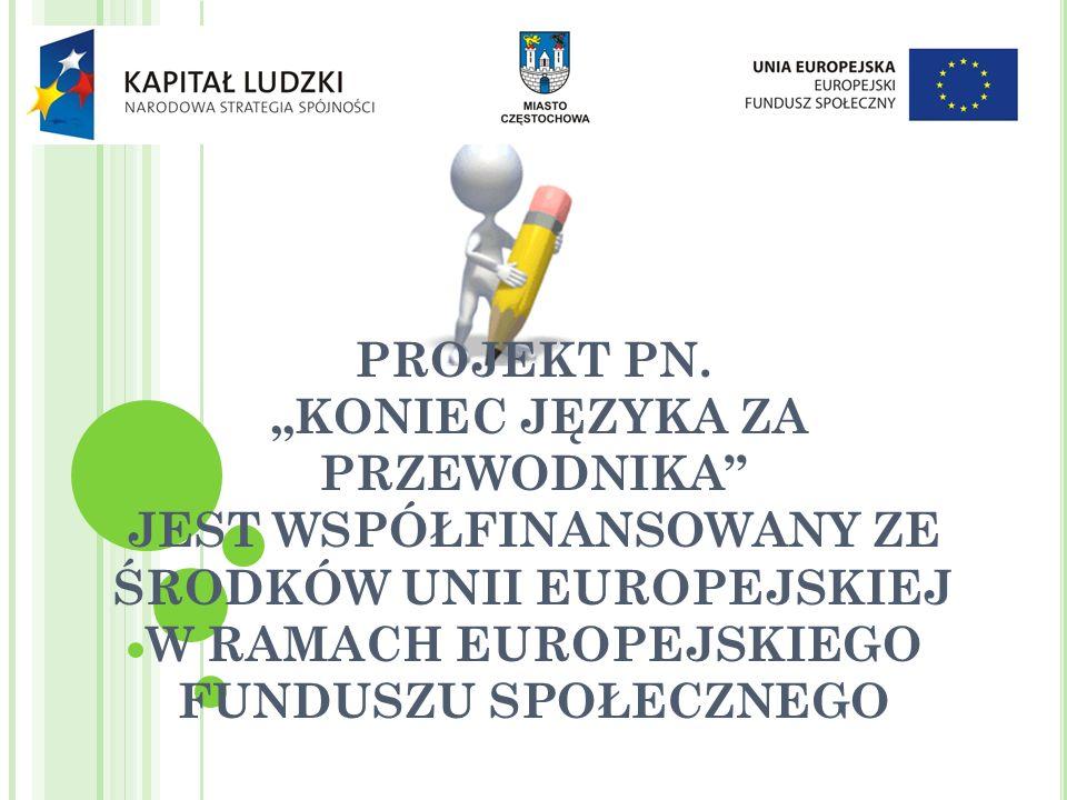 SZKOLNY OŚRODEK KARIERY w Gimnazjum nr 7 im.