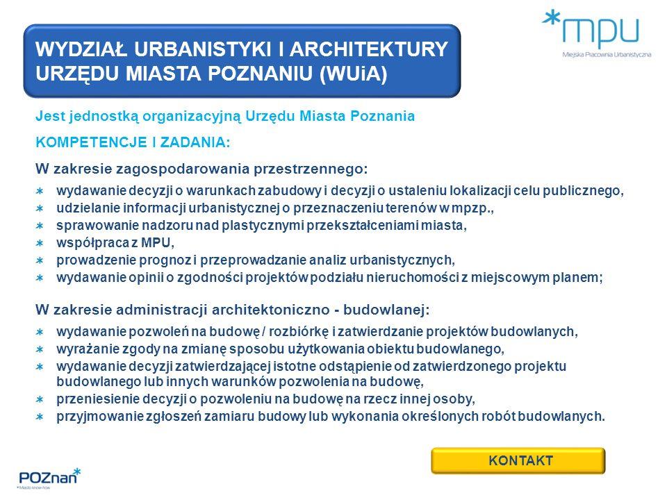 W zakresie zagospodarowania przestrzennego: wydawanie decyzji o warunkach zabudowy i decyzji o ustaleniu lokalizacji celu publicznego, udzielanie info