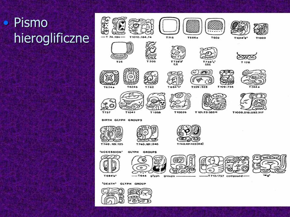 Pismo hieroglificznePismo hieroglificzne
