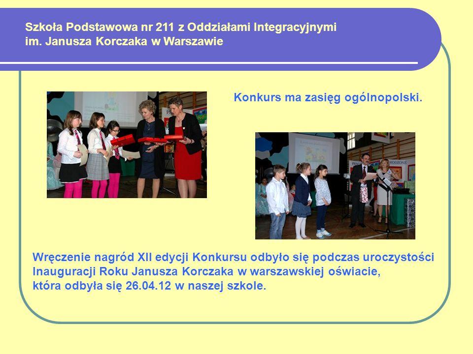 Szkoła Podstawowa nr 211 z Oddziałami Integracyjnymi im.
