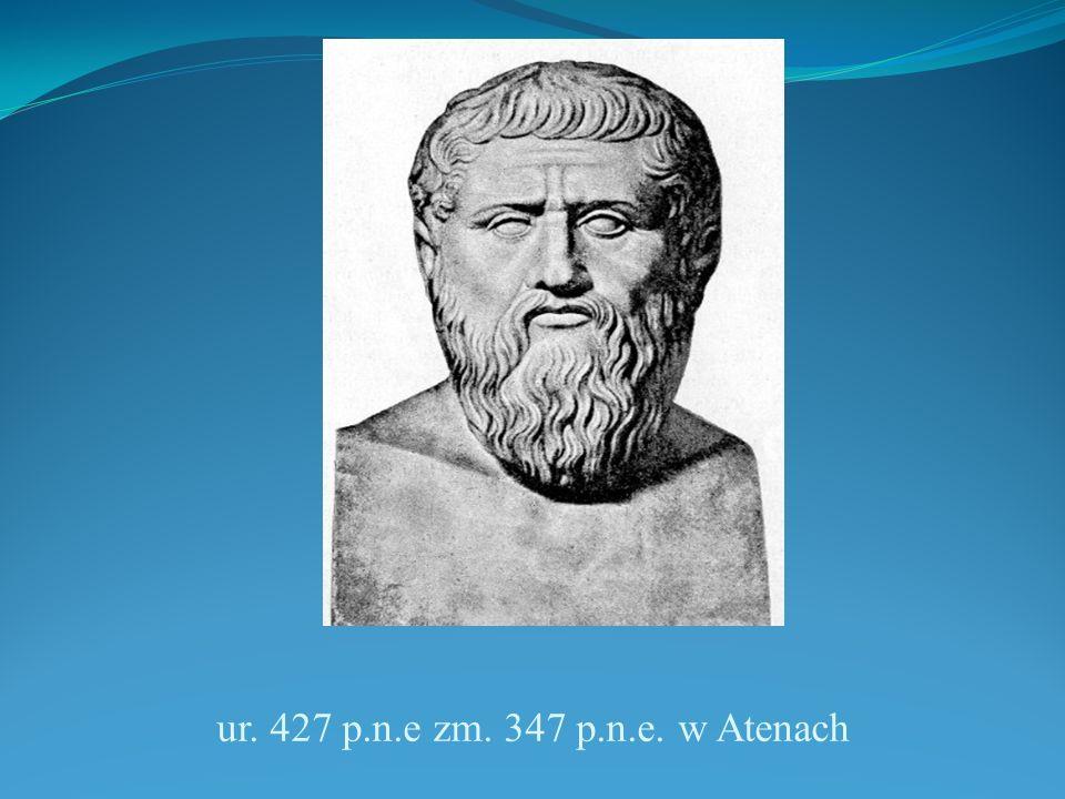 ur. 427 p.n.e zm. 347 p.n.e. w Atenach