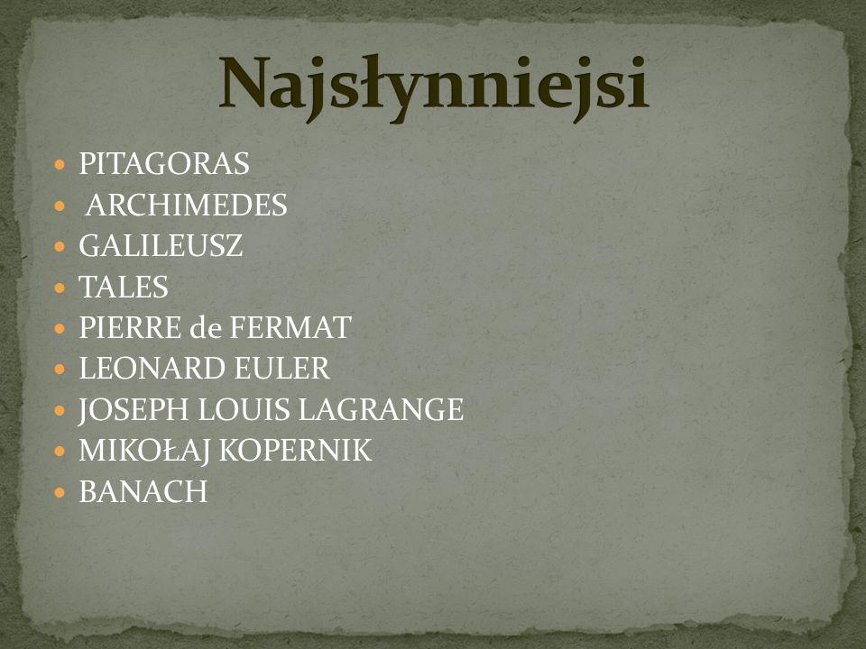 polski matematyk, jeden z przedstawicieli lwowskiej szkoły matematycznej, od dzieciństwa wykazywał nieprzeciętne zdolności matematyczne i lingwistyczne