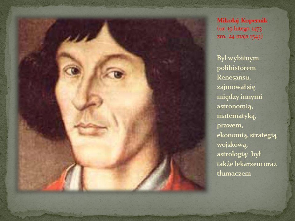 Był wybitnym polihistorem Renesansu, zajmował się między innymi astronomią, matematyką, prawem, ekonomią, strategią wojskową, astrologią, był także le