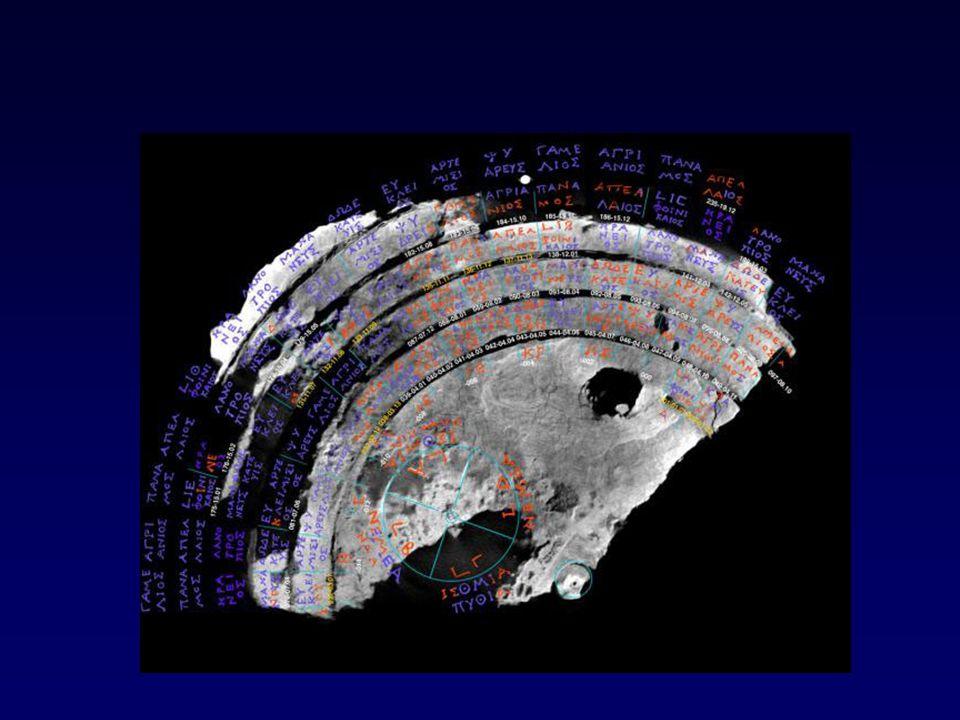 Kalendarz Księżycowy W Indiach jednostką czasu był tithi =0.984353 doby równe 1/30 miesiąca synodycznego.
