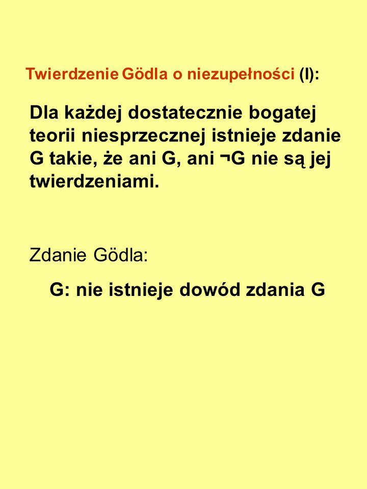 Jean Buridan (XIV w.) Dowód istnienia Boga: 1. Bóg istnieje 2. Każde zdanie w tej parze jest fałszywe Dowody … 1.Nieprawda, że A 2.Nieprawda, że B 3.C