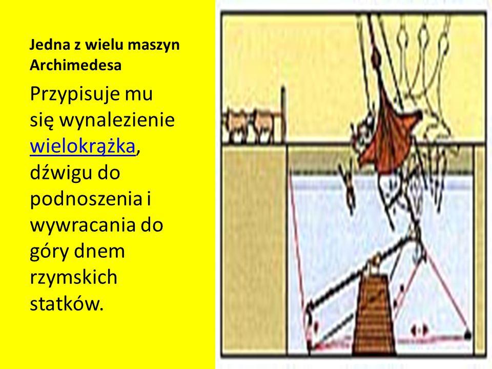 A to jedna z ciekawszych wynalazków Nagle na murach miasta błysnęło oślepiające światło, a burty statków zaczęły lizać płomienie.