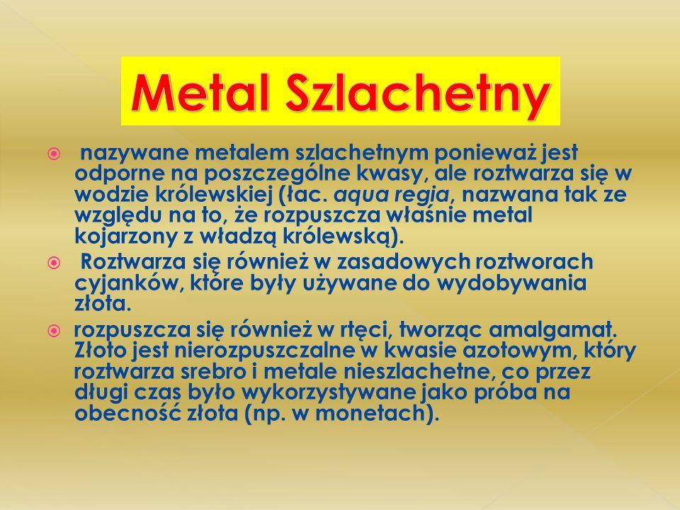 różowe złoto, może być wytworzone poprzez dodawanie różnych ilości miedzi i srebra.