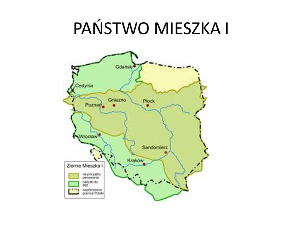 BOLESŁAW CHROBRY 997 – misja Wojciecha do Prus i śmierć (zwłoki - relikwie do Gniezna; drzwi gnieźnieńskie – sceny z życia Wojciecha)