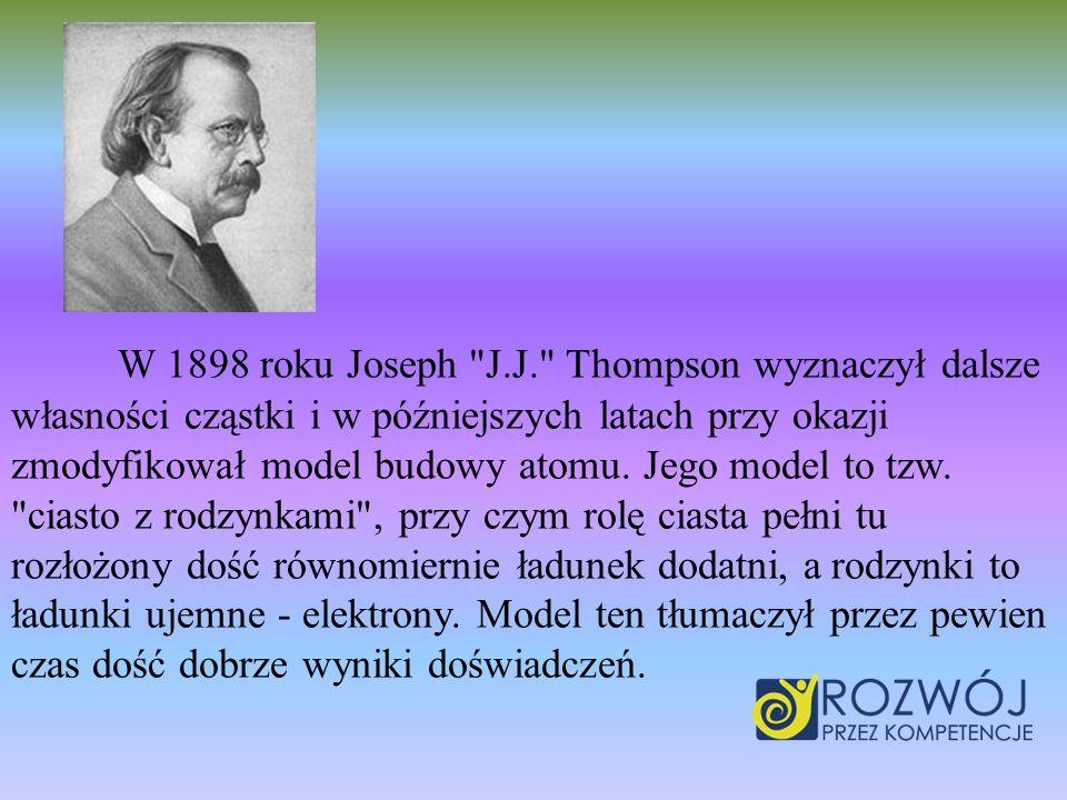 W 1898 roku Joseph