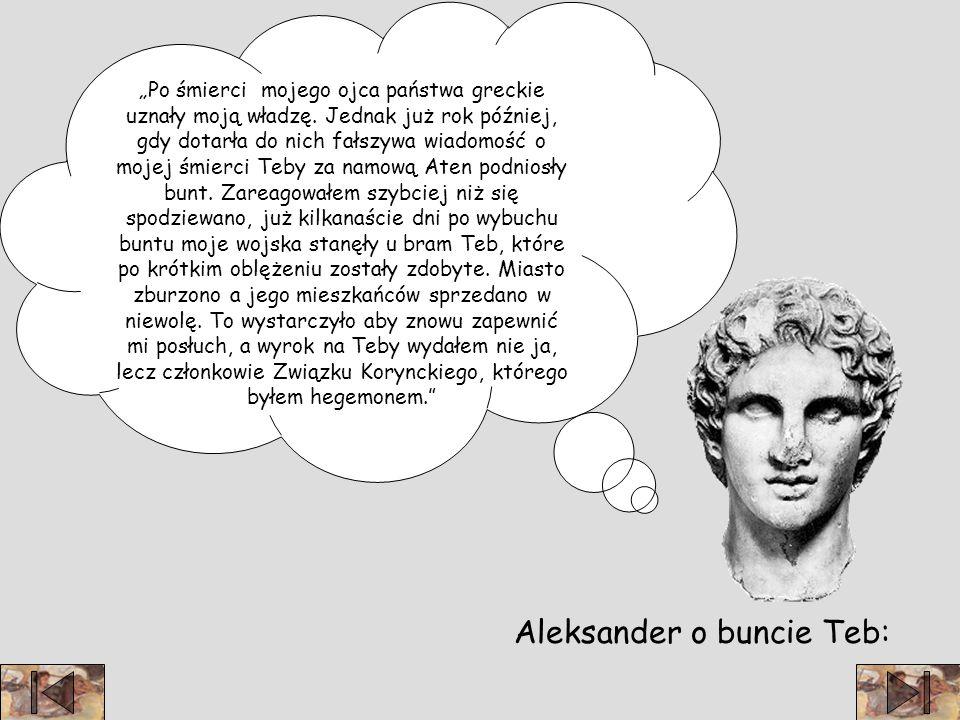 Po śmierci mojego ojca państwa greckie uznały moją władzę.