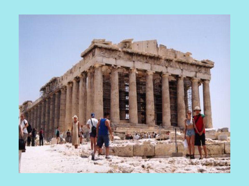 Stadion olimpijski Poza terenem najważniejszych zabytków, skupionych wokół Akropolu znajduje się stadion olimpijski.