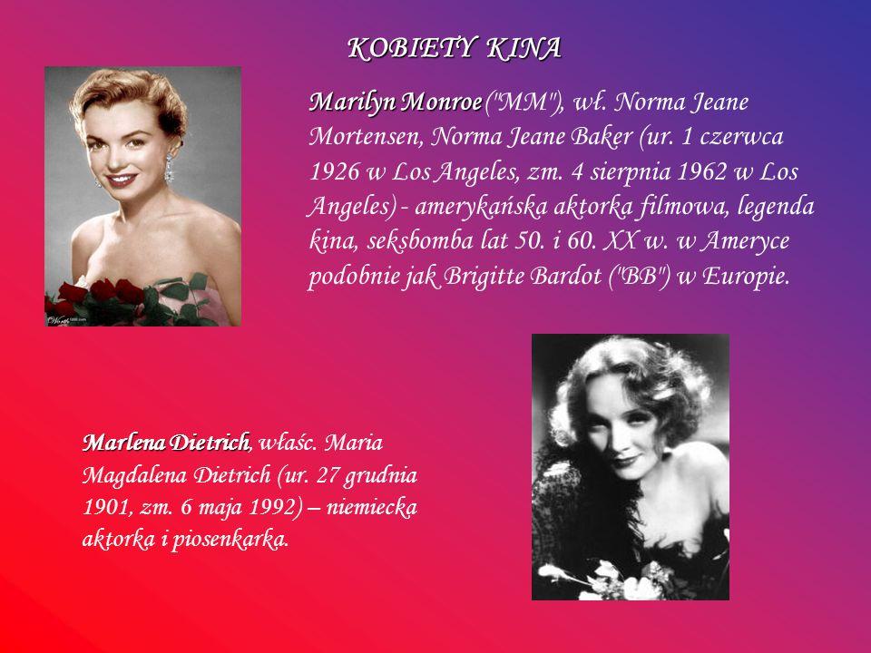 Marilyn Monroe Marilyn Monroe (