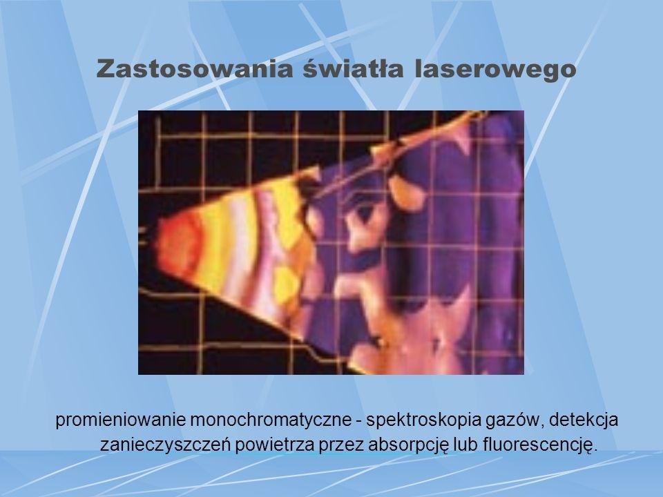 Zalety laserów półprzewodnikowych