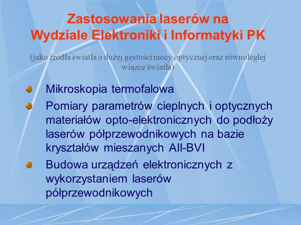 Polski wkład w rozwój laserów Kryształek azotku galu (GaN), wyhodowany w Instytucie Wysokich Ciśnień PAN, służący do budowy niebieskich laserów
