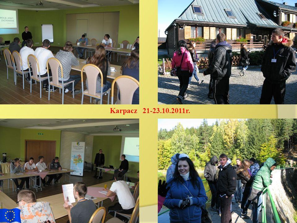 Karpacz 21-23.10.2011r.