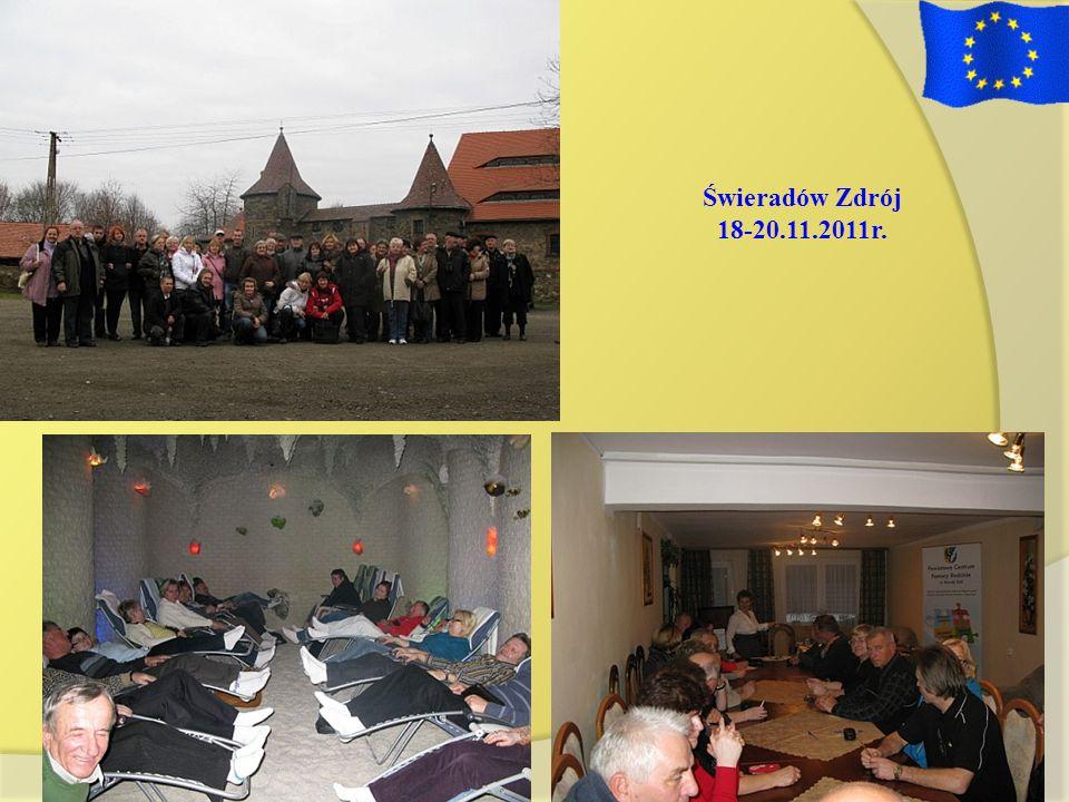 Świeradów Zdrój 18-20.11.2011r.