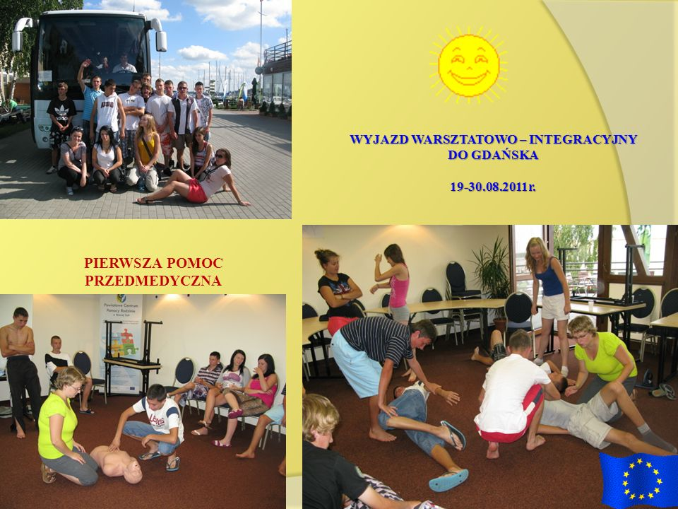 Warsztaty twórcze TRADYCJE BOŻONARODZENIOWE – KIEDYŚ I DZIŚ 16.12.2011r.