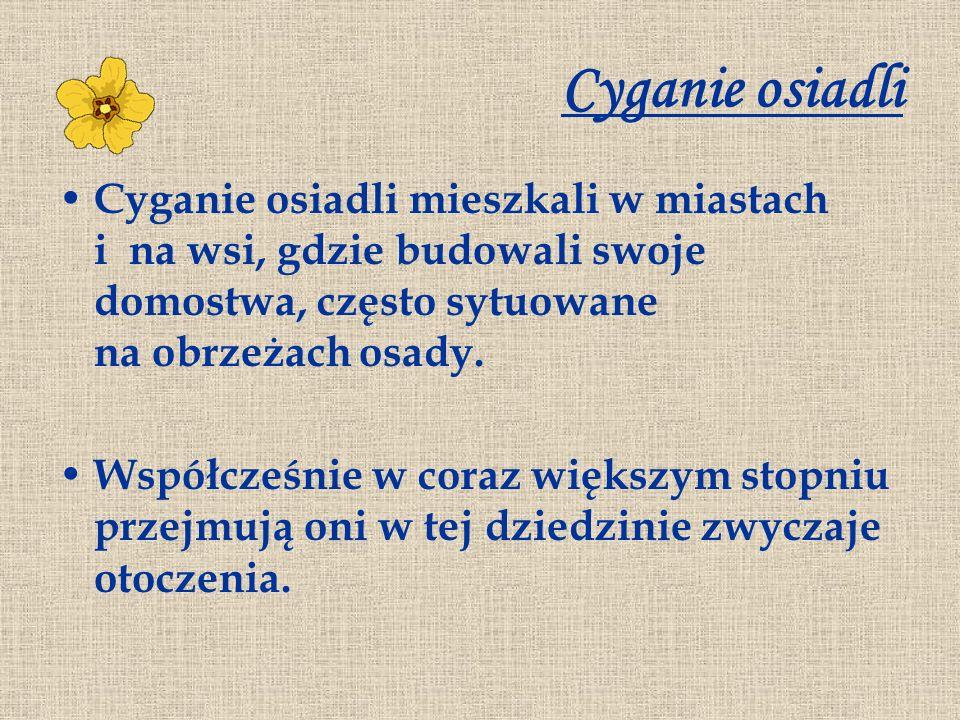 Lowari Cyganie ci przybyli najprawdopodobniej z terenu Węgier.
