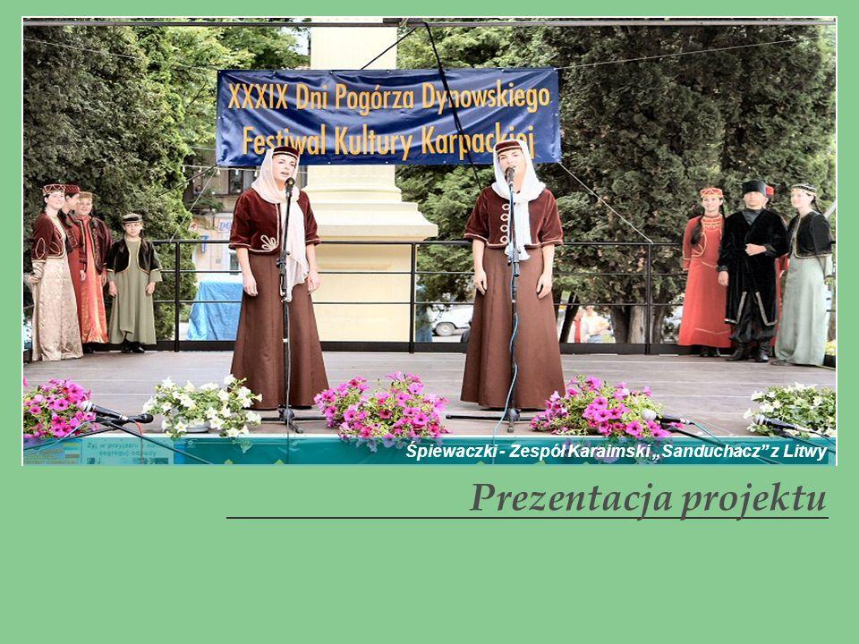 Prezentacja projektu Śpiewaczki - Zespół Karaimski Sanduchacz z Litwy