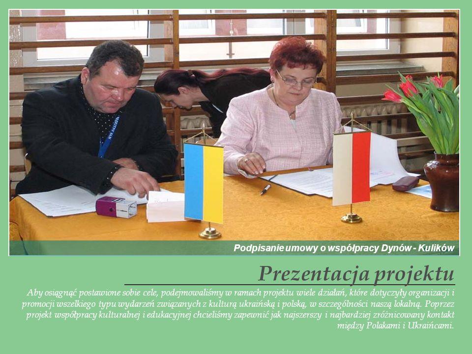 Zaprezentowanie dorobku kulturowego obu społeczności w aspekcie słowiańskich korzeni pozwoli na uzmysłowienie społeczeństwom całego obszaru Euroregionu bliskości kulturowej narodów.