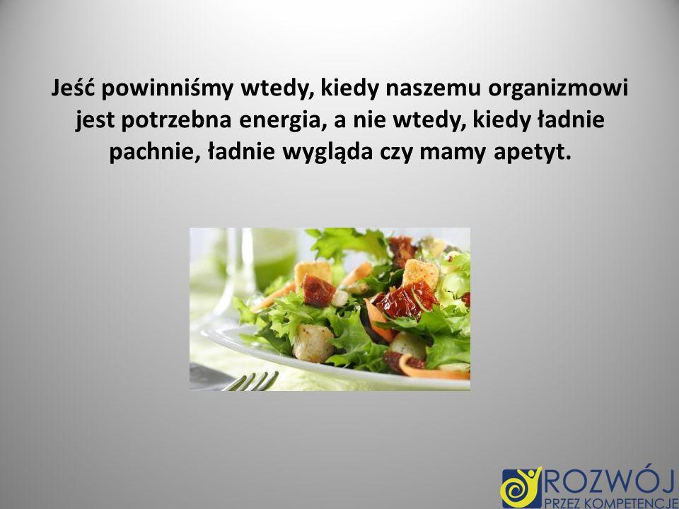 O prawidłowej pracy wszystkich komórek organizmu, które są podstawową jednostką jego struktury decyduje: rodzaj, ilość i jakość spożywanych składników odżywczych.