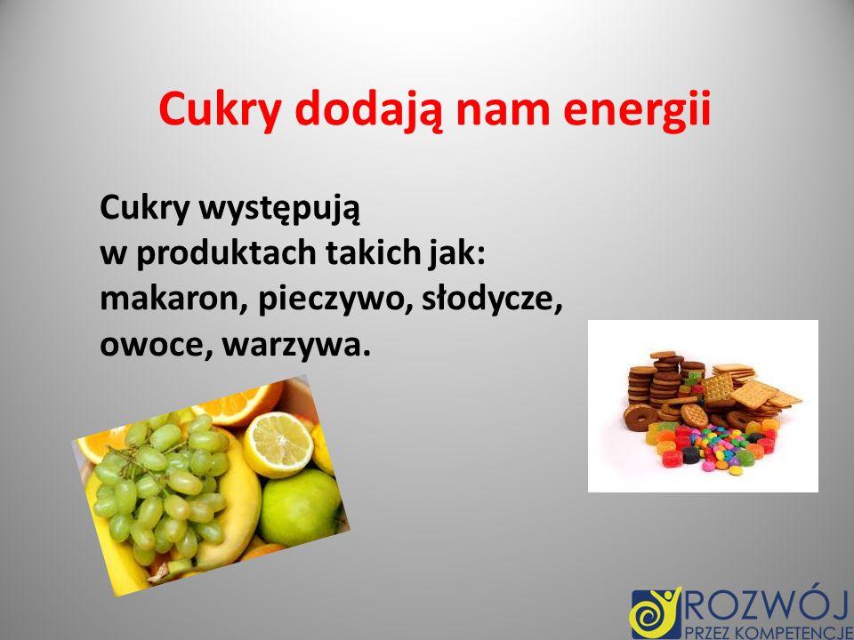 Białka(inaczej proteiny) są głównym materiałem budulcowym organizmu, stanowią około 15% masy człowieka, w tym głównie układu mięśniowego.