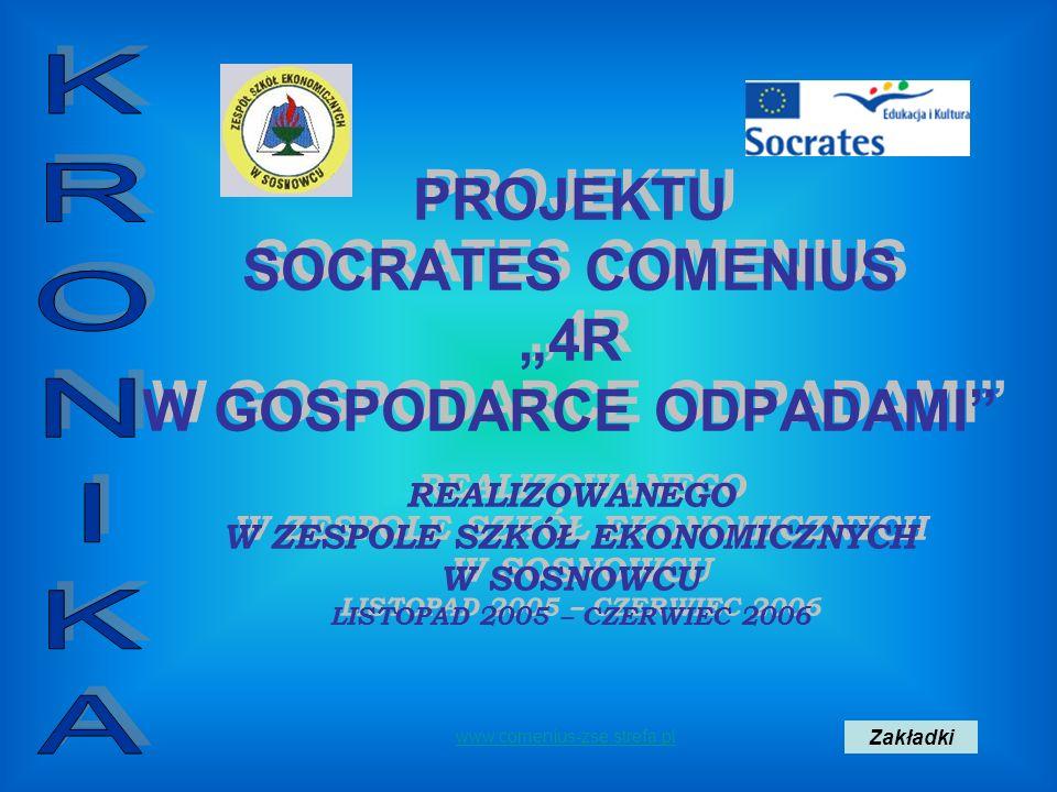 INFORMACJE O SZKOLE POSZUKIWANIE PARTNERÓW DO WSPÓŁPRACY INFORMACJE O SZKOLE POSZUKIWANIE PARTNERÓW DO WSPÓŁPRACY www.comenius-zse.strefa.pl Zakończ pokaz