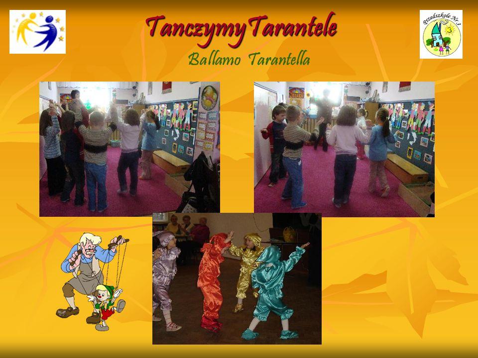 TanczymyTarantele Ballamo Tarantella