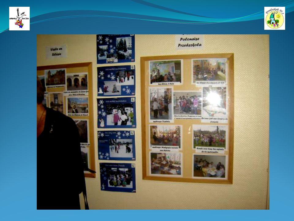 W lokalnej prasie ukazał się artykuł o realizowanym przez szkoły projekcie oraz o videokonferencji, którą przeprowadzono z przedszkolem Nr 3 w Zabrzu