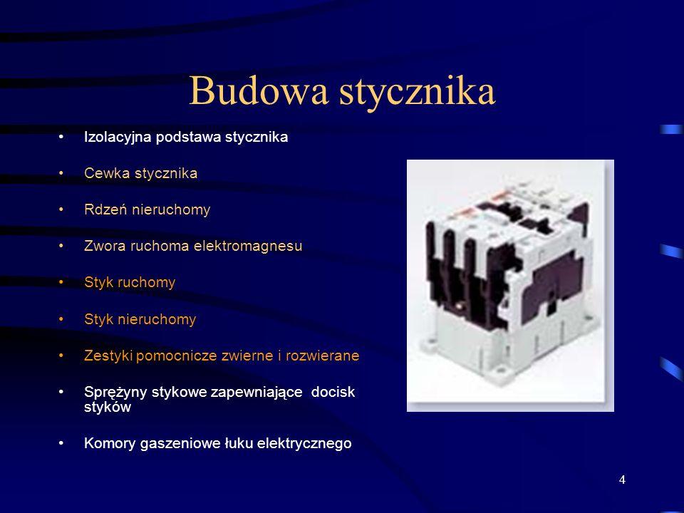3 Styczniki elektromagnetyczne
