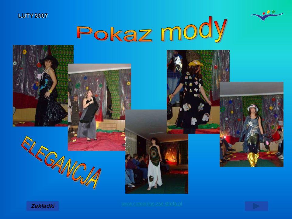 www.comenius-zse.strefa.pl LUTY 2007 Zakładki