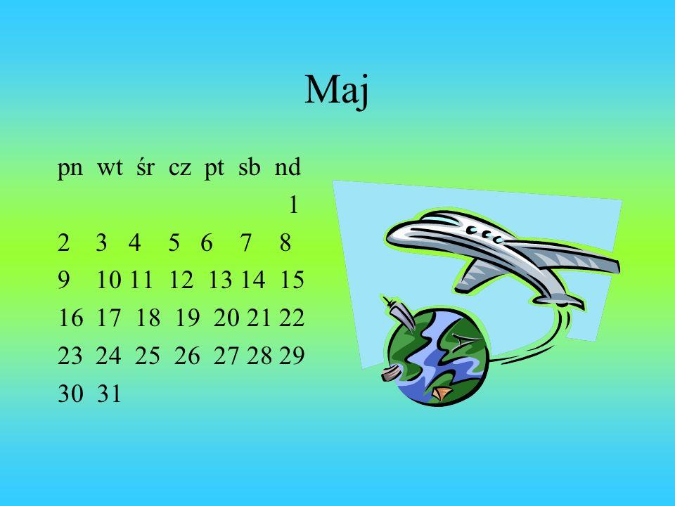 Kwiecień pn wt śr cz pt sb nd 1 2 3 4 5 6 7 8 9 10 11 12 13 14 15 16 17 18 19 20 21 22 23 24 25 26 27 28 29 30