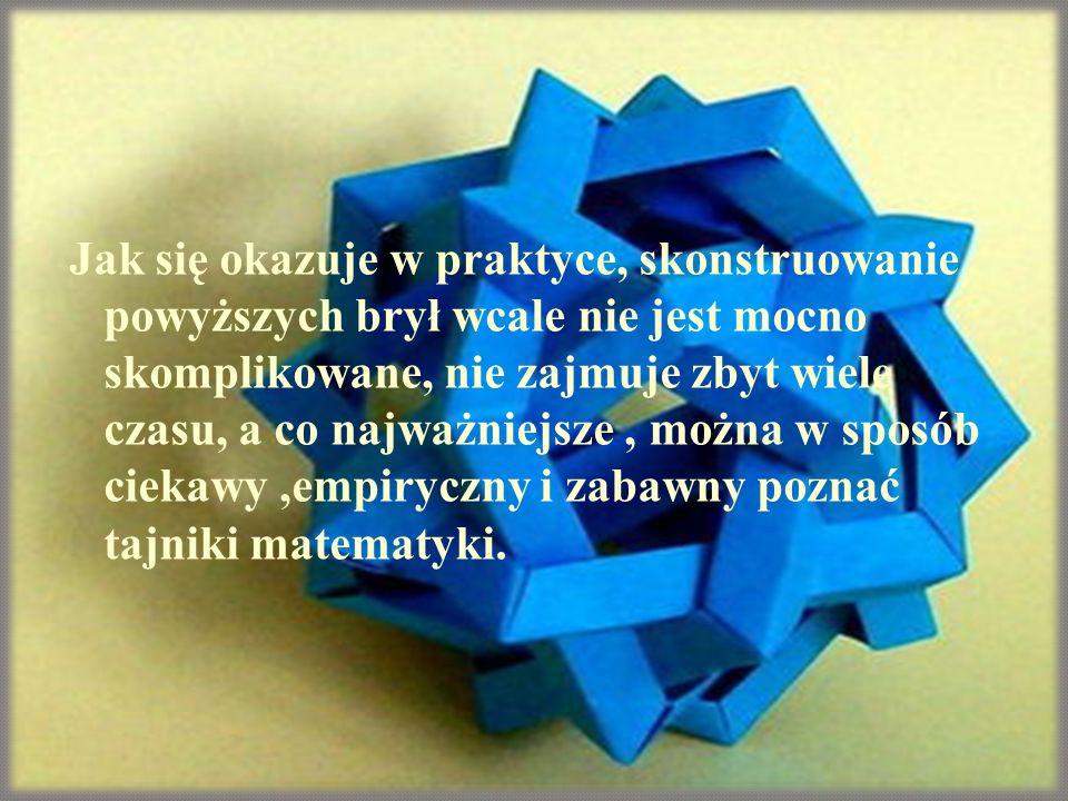 Żeby udowodnić, iż origami nie jest niewykonalne chcemy wam pokazać, krótki filmik, na którym jest przedstawiony schemat powstawania sześcianu.