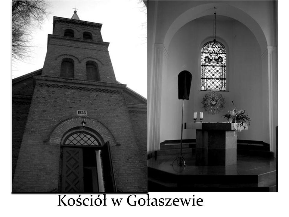 Kościół w Gołaszewie