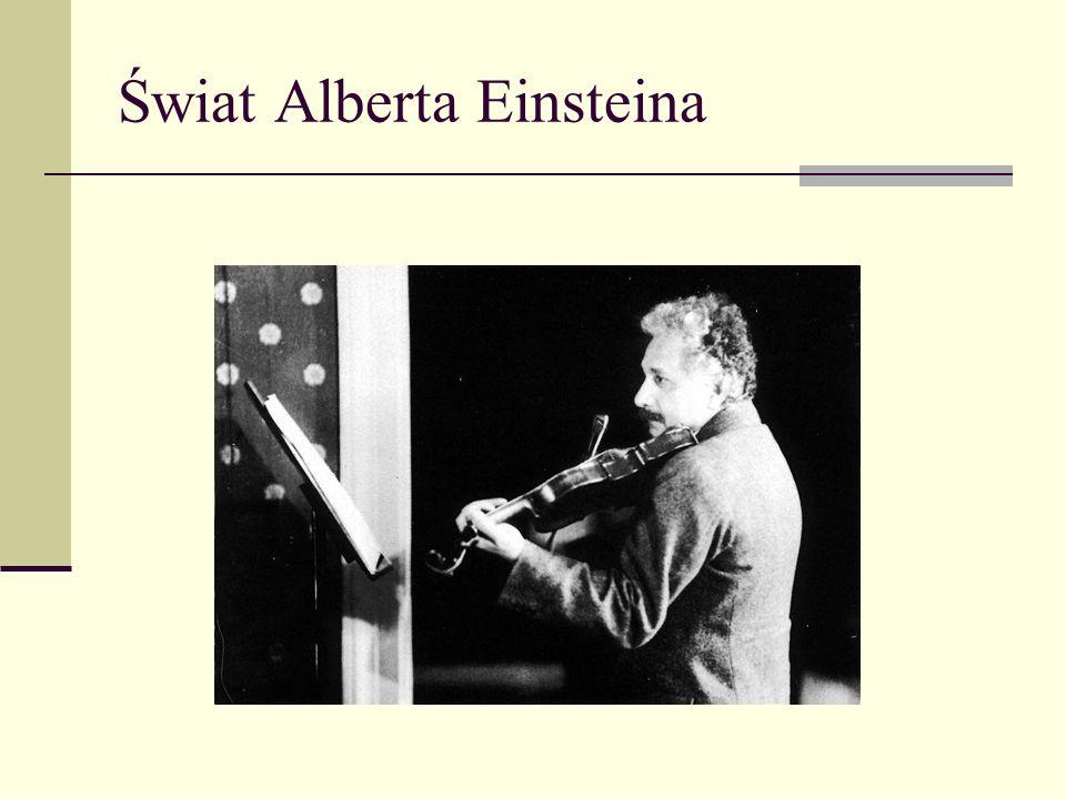 Uczony osobny Abraham Pais: Gdybym miał scharakteryzować Einsteina jednym określeniem, to wybrałbym słowo osobność (apartness).
