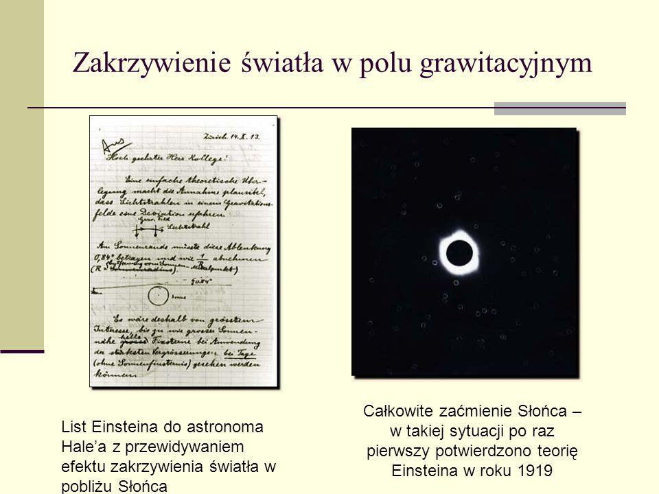 Doktor Einstein, który stał się sławny… Rewolucja w nauce.