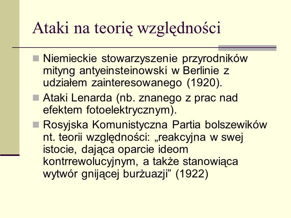 AE a antysemityzm Einstein podczas charytatywnego koncertu w synagodze.