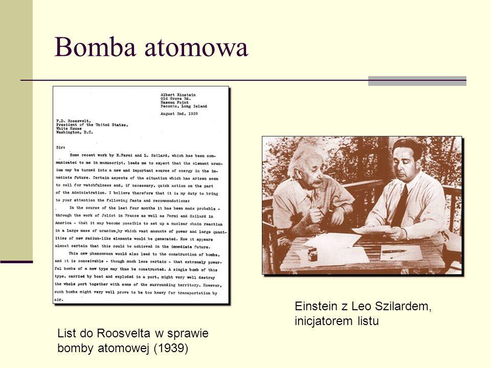 Jednolita teoria pola Od 1922 aż do śmierci w 1955 roku Einstein pracował nad uogólnieniem swej teorii względności, tzw.