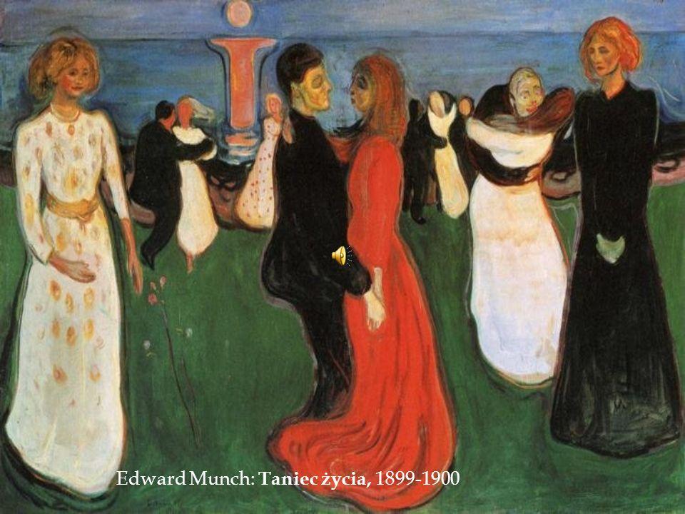 Edward Munch: Taniec życia, 1899-1900