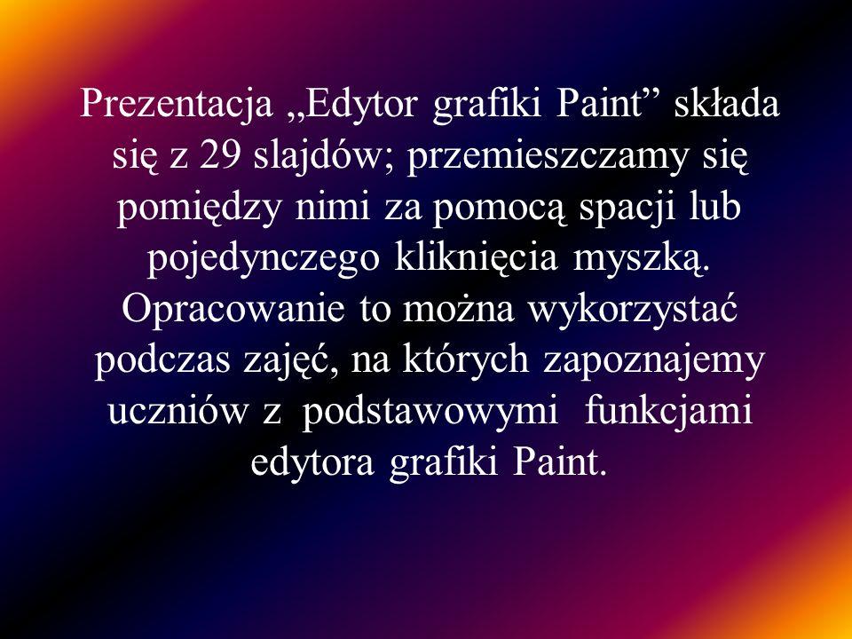 Opracowanie: mgr Barbara Benisz bbenisz@poczta.onet.pl
