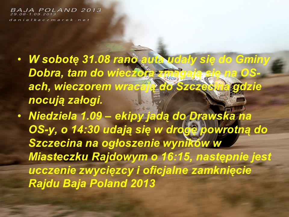 W tegorocznej edycji wystartowało 60 załóg z Polski, Europy i świata .