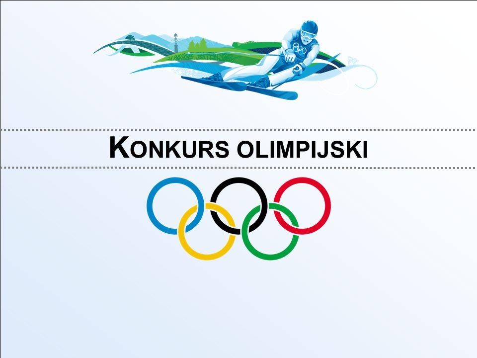 K ONKURS OLIMPIJSKI