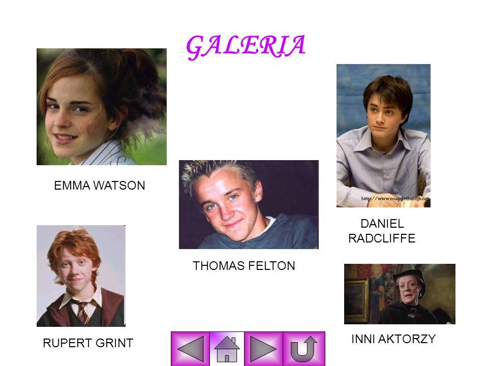 MINERW MACGONAGALL Opiekunka Gryffindoru, nauczycielka od transmutacji, zastępczyni dyrektora Hogwartu. Była wysoką, czarnowłosą czarownicą o srogim s