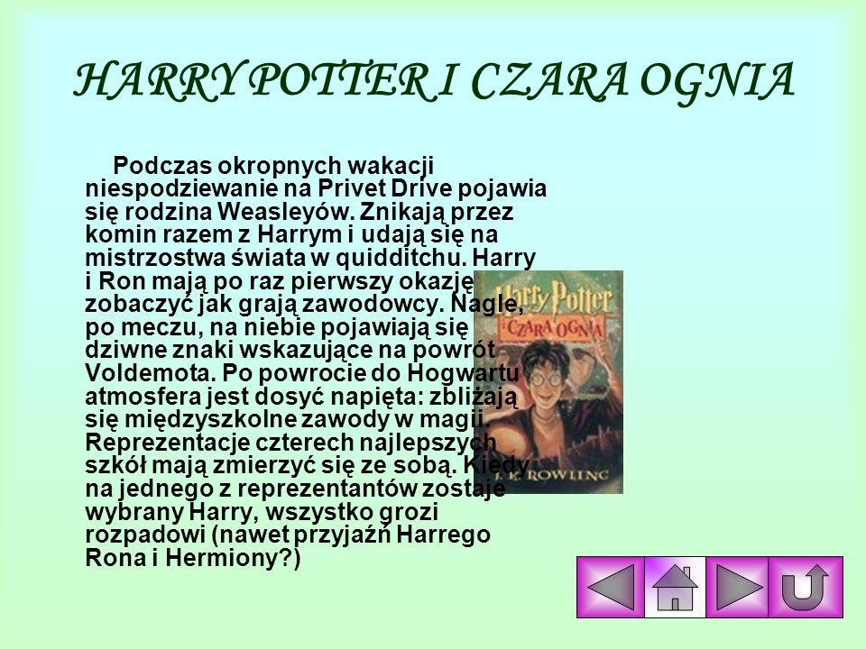 HARRY POTTER I WIĘŹEŃ AZKABANU W 13 urodziny bohatera w Mugolskim Dzienniku podawane są wiadomości o zbiegłym więźniu- SYRIUSZU BLACKU. Ale co to Harr