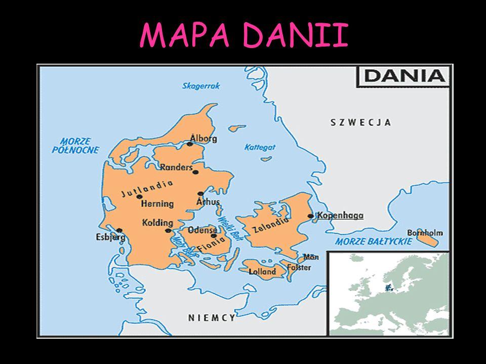 POŁOŻENIE państwo położone w Europie Północnej (Skandynawia),Europie PółnocnejSkandynawia Najmniejsze z państw nordyckich.