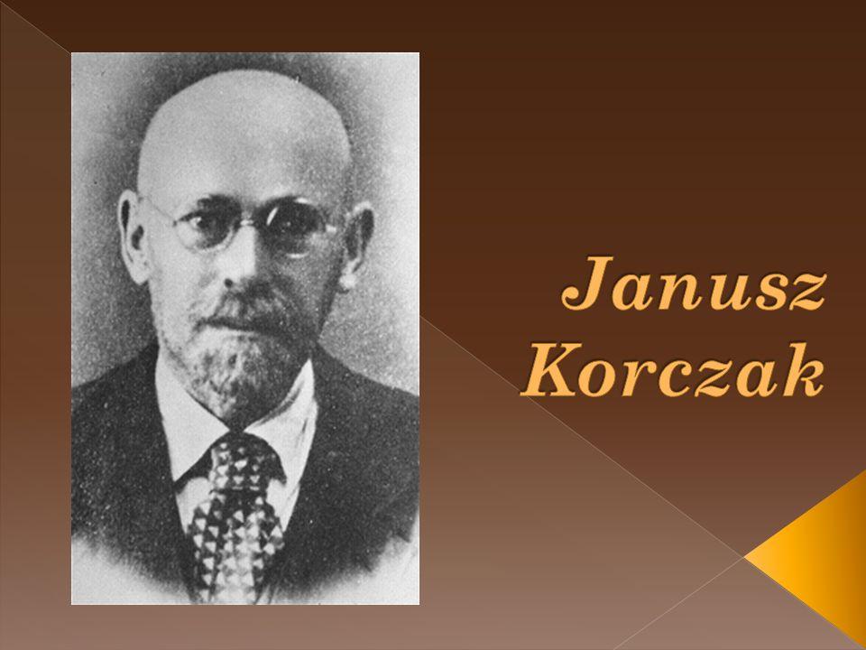Janusz Korczak, właściwie Henryk Goldszmit, znany też jako: Stary Doktor lub Pan Doktor(czasami pisane razem) (ur.