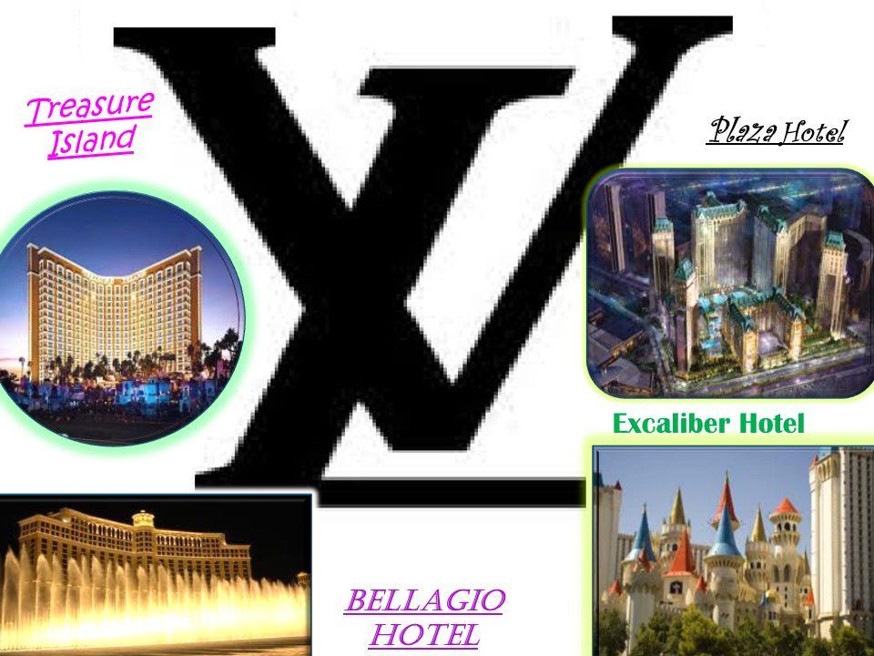 Riviera Casino! Planet Hollywood – jeden z najsławniejszych hoteli i kasyn w jednym budynku. Alladin Casino- od środka