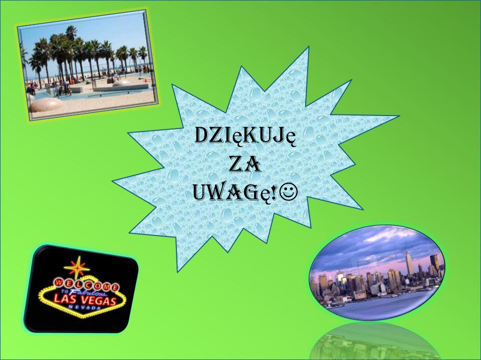 Miasto to s ł ynie z pieknych pla ż oraz,co za tym idzie, wspania ł ych hoteli… Linia brzegowa Miami