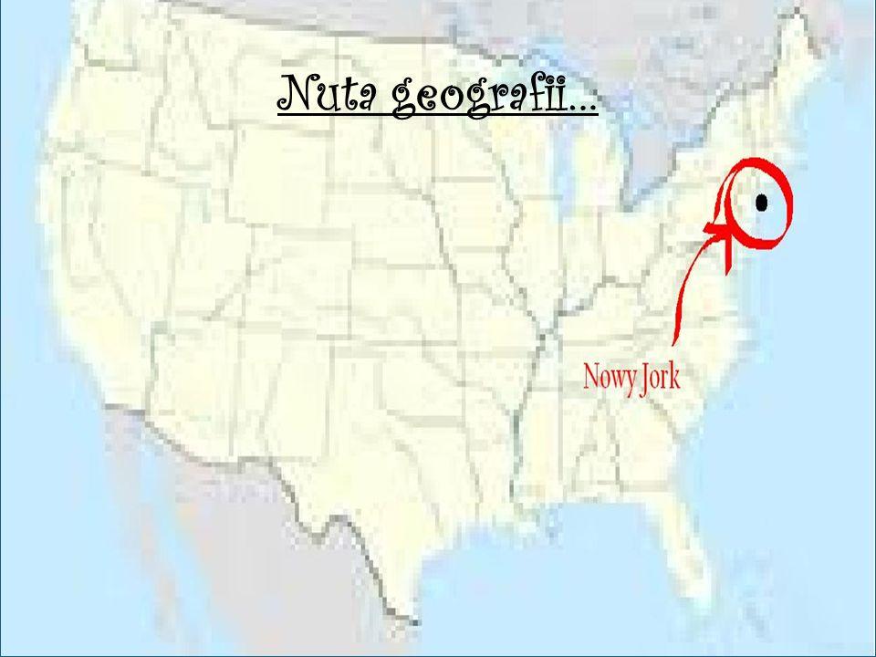Witaj geografio…